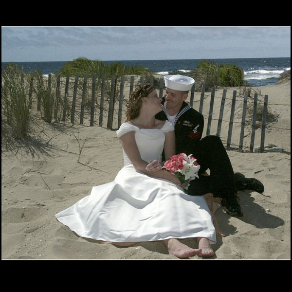 Sandbridge bride